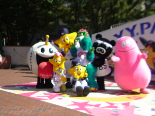 【SAVE BooBo,SAVE EKIBE,SAVE BARBAPAPA】